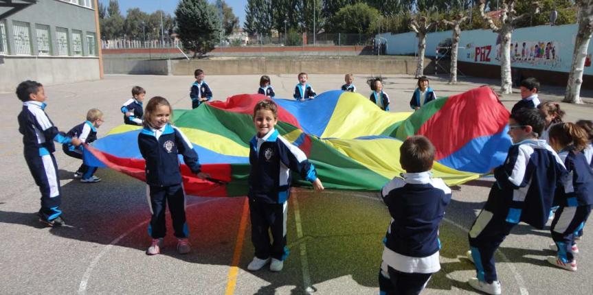 Proyecto: 'Conectados para iluminar', del Colegio Nuestra Señora de la Providencia (Palencia)