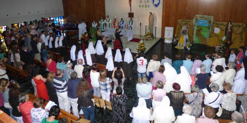Colegio Santa Clara de Asís: 50 años en Palencia dejando huella