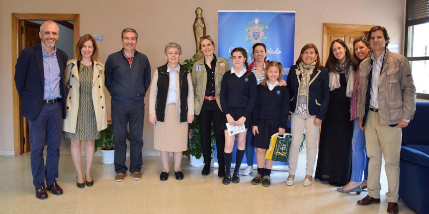 Fecampa Valladolid entrega los premios de su primer certamen de microrrelatos sobre el acoso escolar