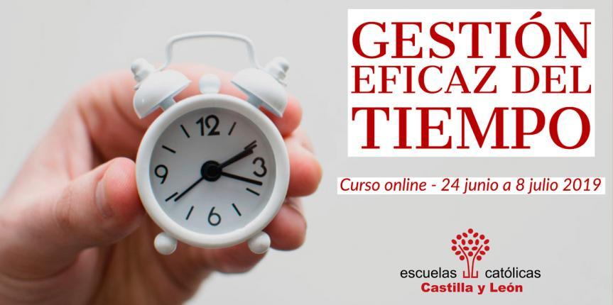 Gestión Eficaz del Tiempo – CURSO online